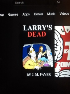 2 My story on my kindle book list s